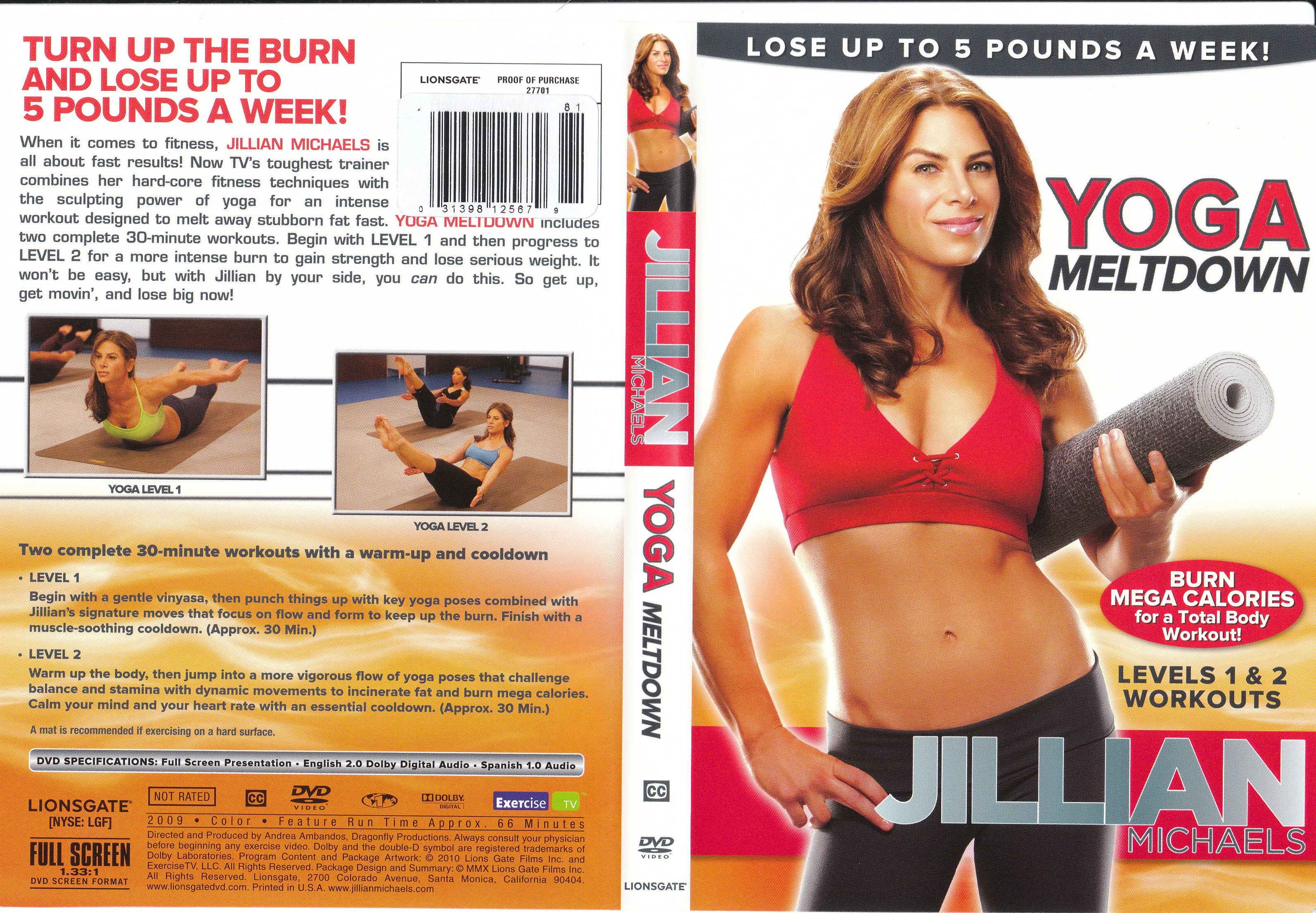5 Reasons Why I Love Jillian Michaels
